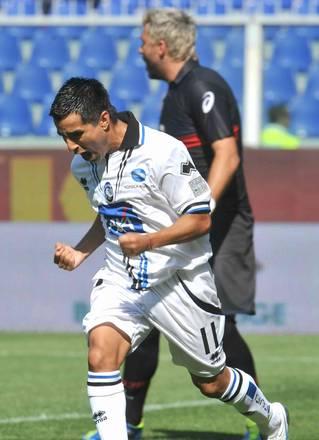 Genoa-Atalanta 2-2