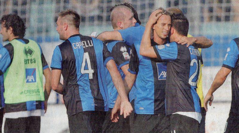 Atalanta-Novara 2-1