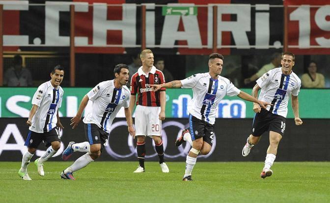 Milan-Atalanta 0-1