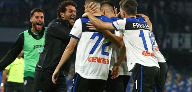 Napoli-Atalanta 2-2