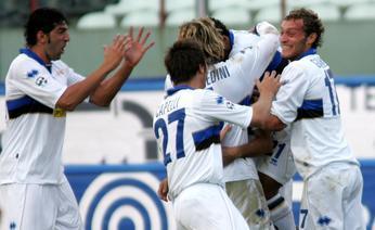 Catania-Atalanta 1-2