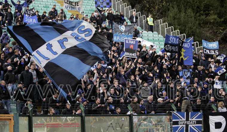 Siena-Atalanta 0-2