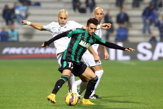Sassuolo-Atalanta 0-0