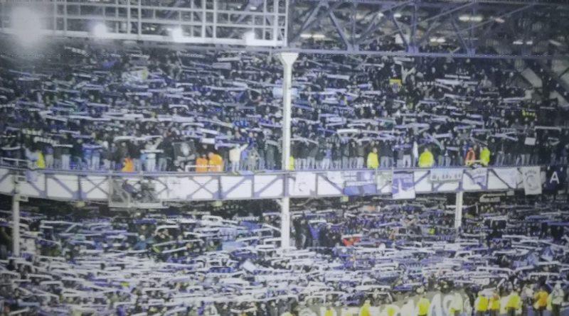 Everton-Atalanta 1-5