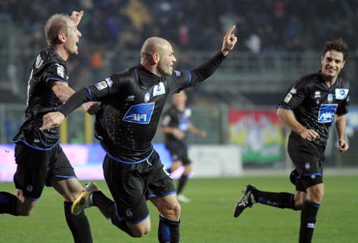 Atalanta-Catania 1-1