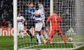 Atalanta-Lione 1-0