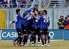 Atalanta-Reggina 2-2
