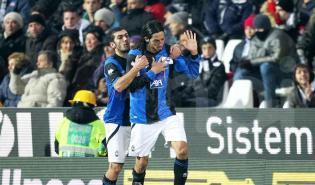 Cesena-Atalanta 0-1