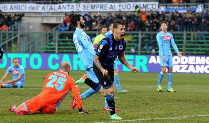 Atalanta-Napoli 3-0