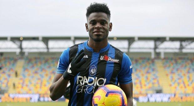 Frosinone-Atalanta 0-5