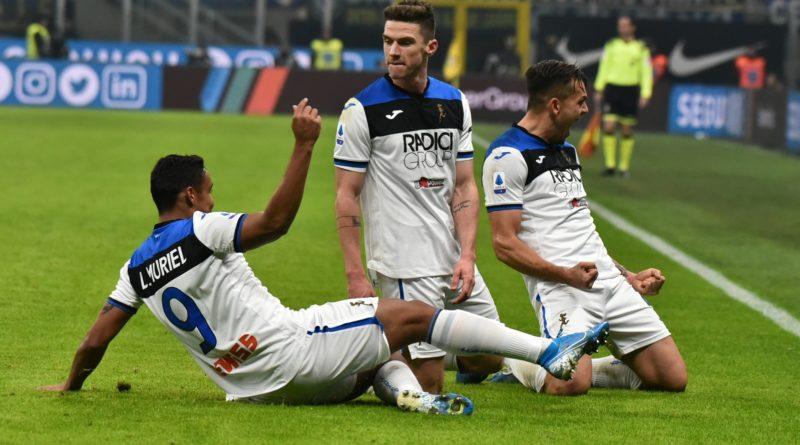 Inter-Atalanta 1-1