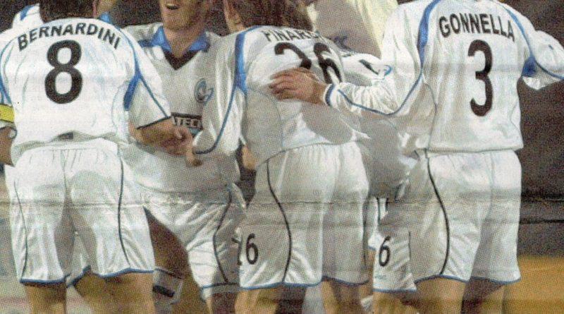 Albinoleffe-Atalanta 0-4