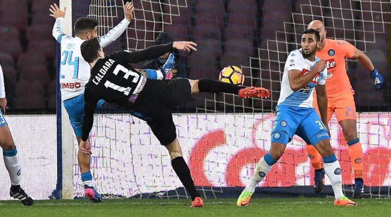 Napoli-Atalanta 0-2