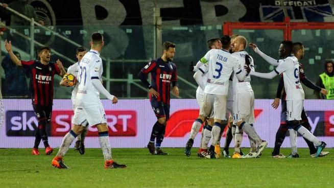 Crotone-Atalanta 1-1