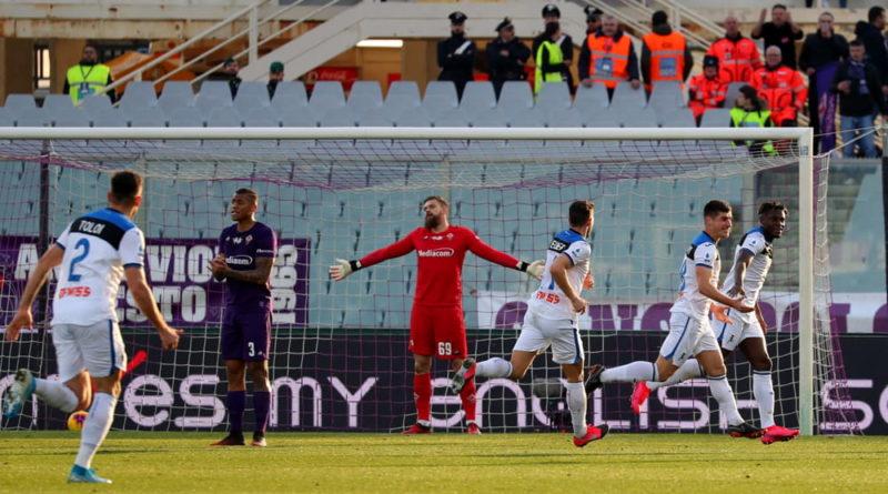 Fiorentina-Atalanta 1-2