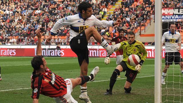 Milan-Atalanta 1-2