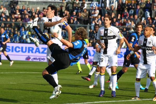 Atalnta-Parma 1-1