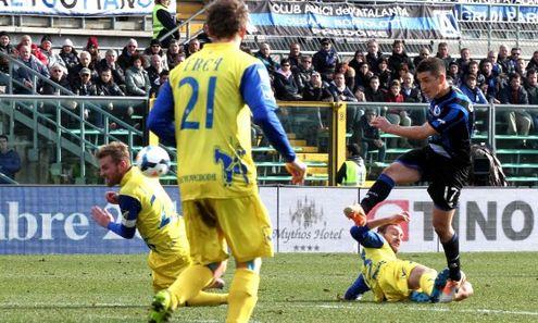 Atalanta-Chievo 2-1