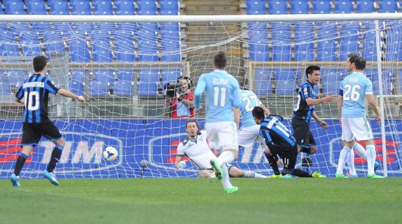 Lazio-Atalanta 0-1