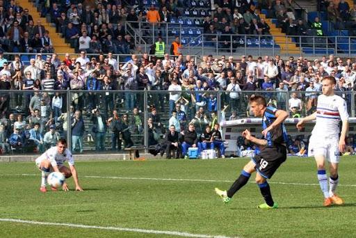 Atalanta-Sampdoria 3-0
