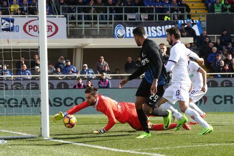 Atalanta-Fiorentina 0-0