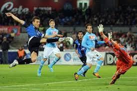 Napoli-Atalanta 1-3