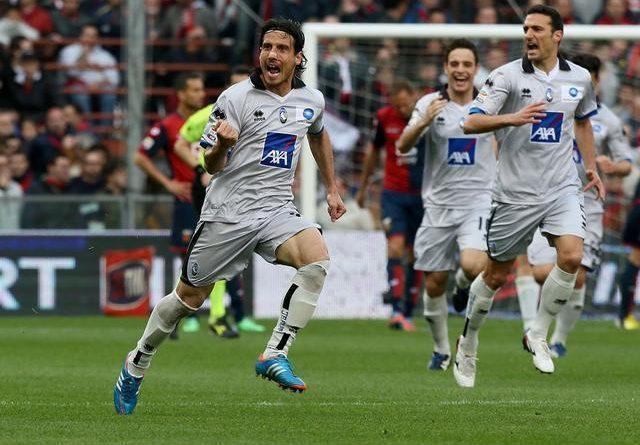 Genoa-Atalanta 1-1