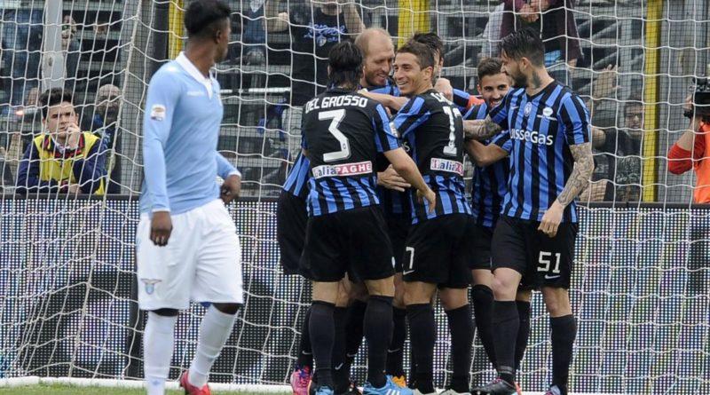 Atalanta-Lazio 1-1