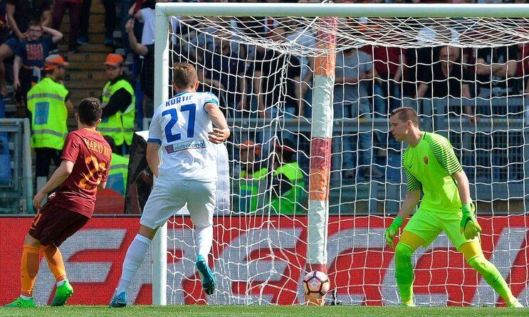 Roma-Atalanta 1-1