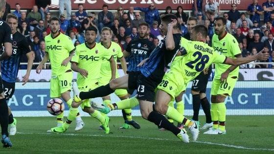Atalanta-Bologna 3-2