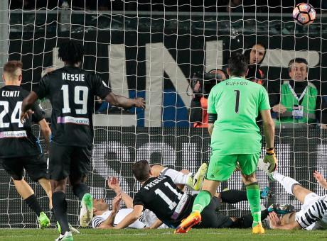 Atalanta-Juventus 2-2