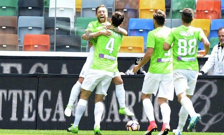 Udinese-Atalanta 1-1