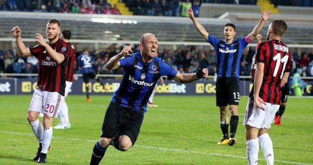 Atalanta-Milan 1-1