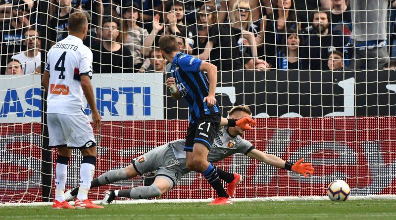 Atalanta-Genoa 2-1