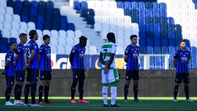 Atalanta-Sassuolo 4-1