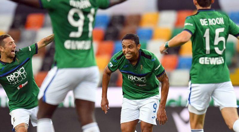 Udinese-Atalanta 2-3