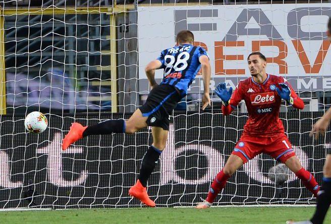 Atalanta-Napoli 2-0