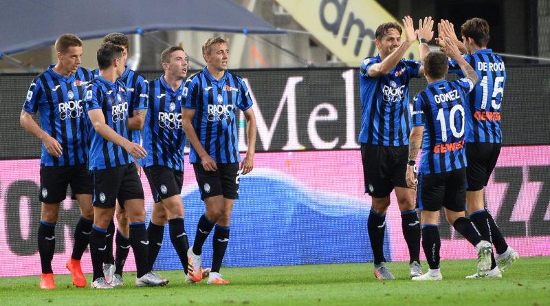 Atalanta-Sampdoria 2-0