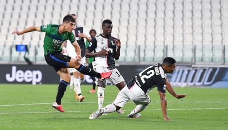 Juventus-Atalanta 2-2