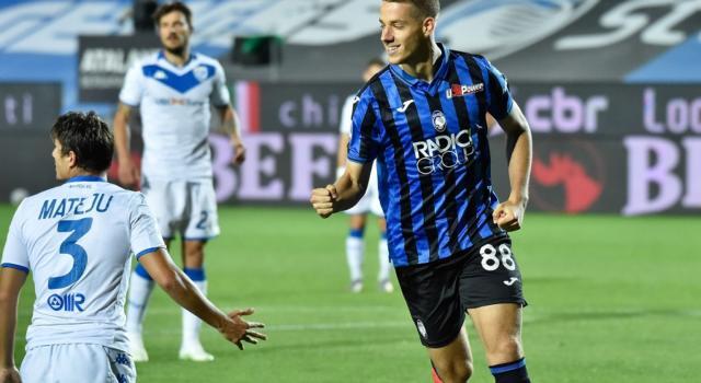 Atalanta-Brescia 6-2