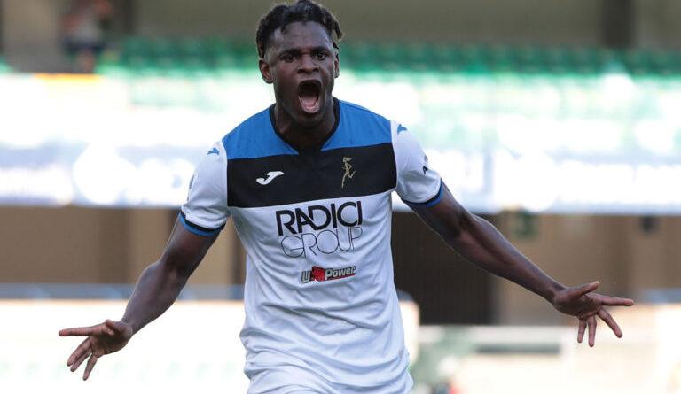 Verona-Atalanta 1-1