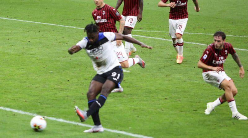 Milan-Atalanta 1-1