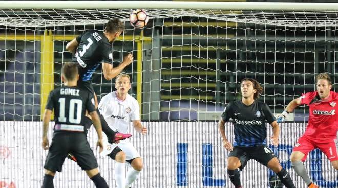 Atalanta-Cremonese 3-0