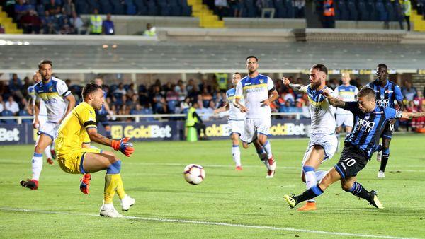 Atalanta-Frosinone 4-0
