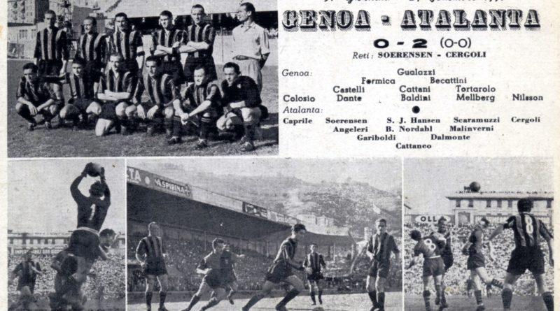 Genoa-Atalanta 0-2