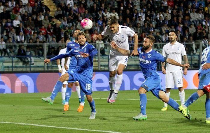 Empoli-Atalanta 0-1