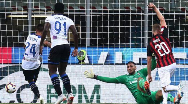 Milan-Atalanta 2-2