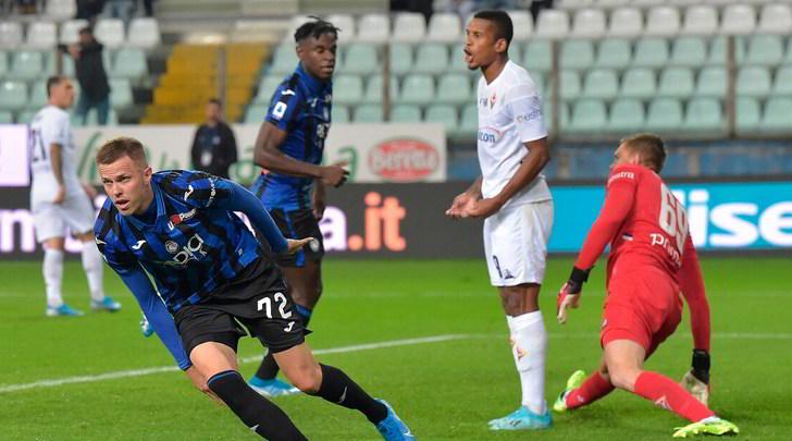 Atalanta-Fiorentina 2-2