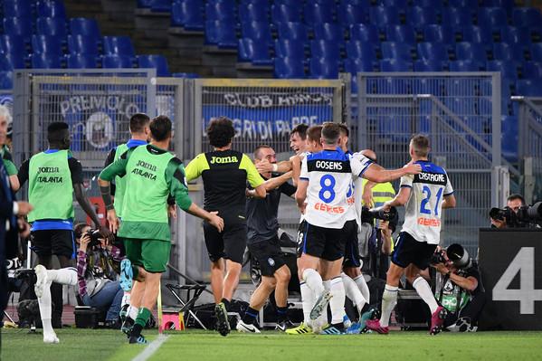 Roma-Atalanta 0-2