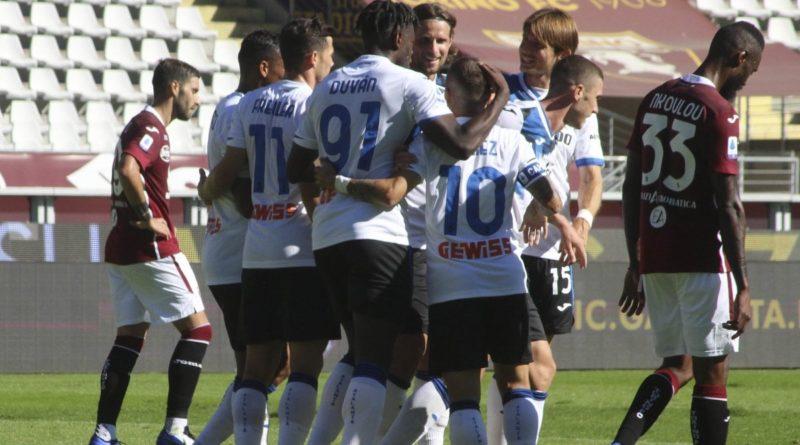 Torino-Atalanta 2-4